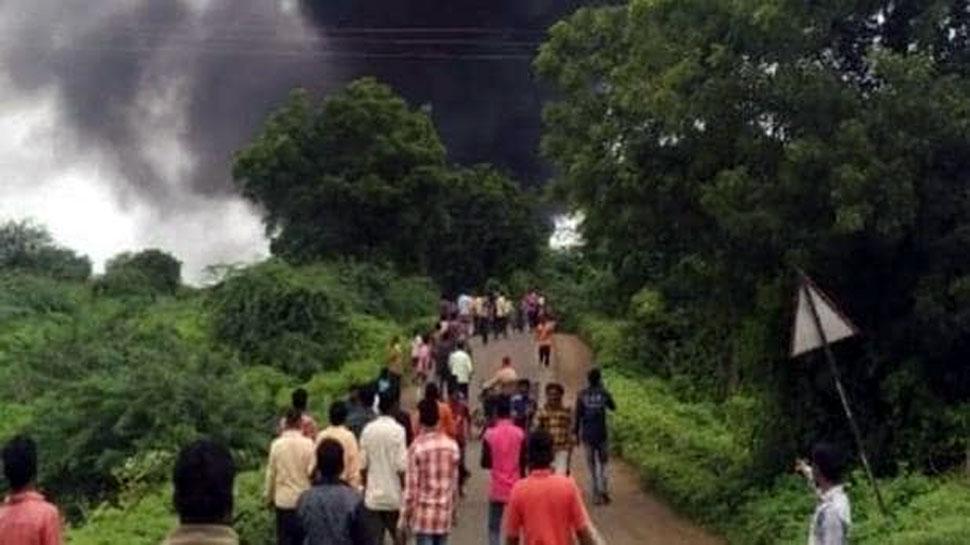 महाराष्ट्र: धुले में कैमिकल फैक्ट्री में विस्फोट, 13 लोगों की मौत, 35 से ज्यादा घायल