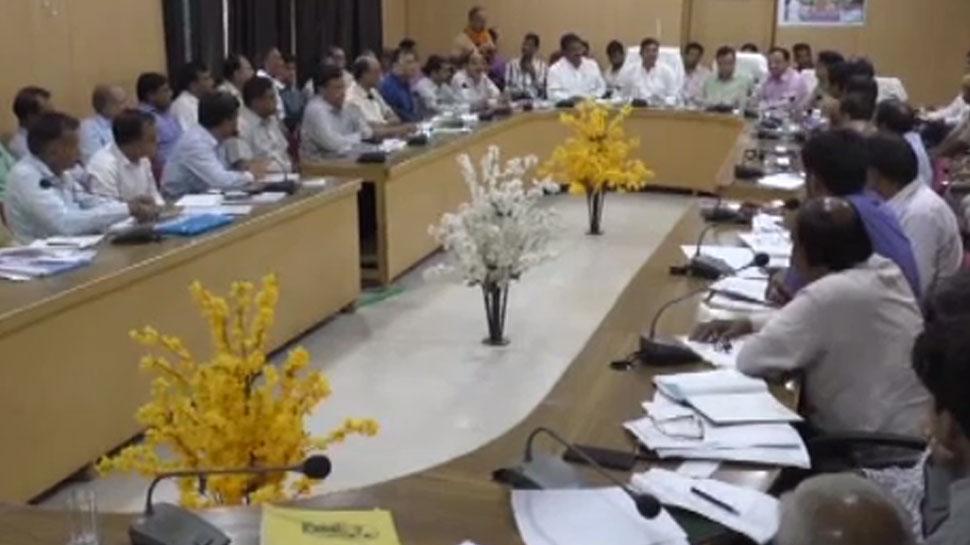 बारां: रमेश मीणा ने विभागीय कार्यों की समीक्षा के लिए की बैठक, दिए यह निर्देश