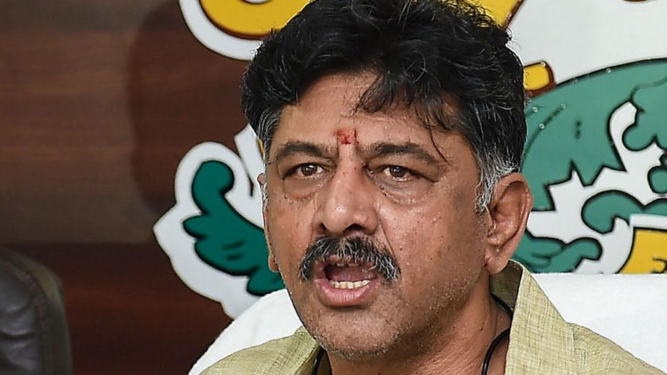 कांग्रेस नेता शिवकुमार ईडी के सामने दोबारा पेश हुए, 9 घंटे तक चली पूछताछ
