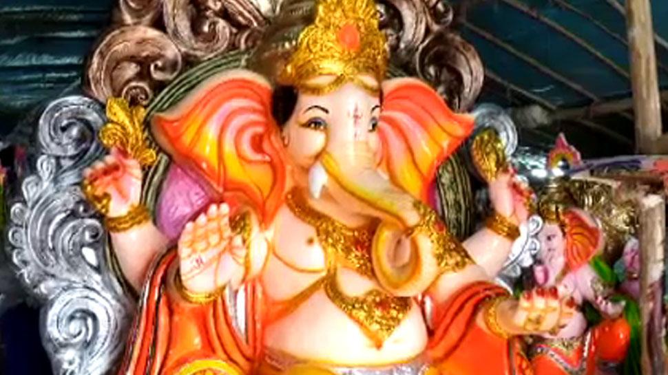 झालावाड़ के बाजारों में श्रद्धालुओं का मन मोह रहीं बप्पा की प्रतिमाएं