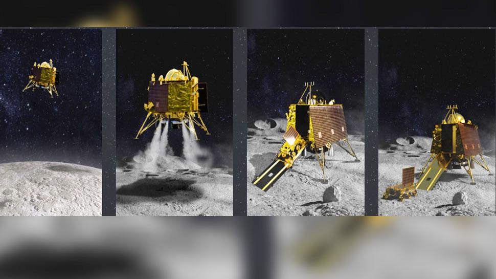 मिशन चंद्रयान-2 की बड़ी कामयाबी, ऑर्बिटर से अलग हुआ लैंडर विक्रम, 7 सितंबर को चांद पर उतरेगा