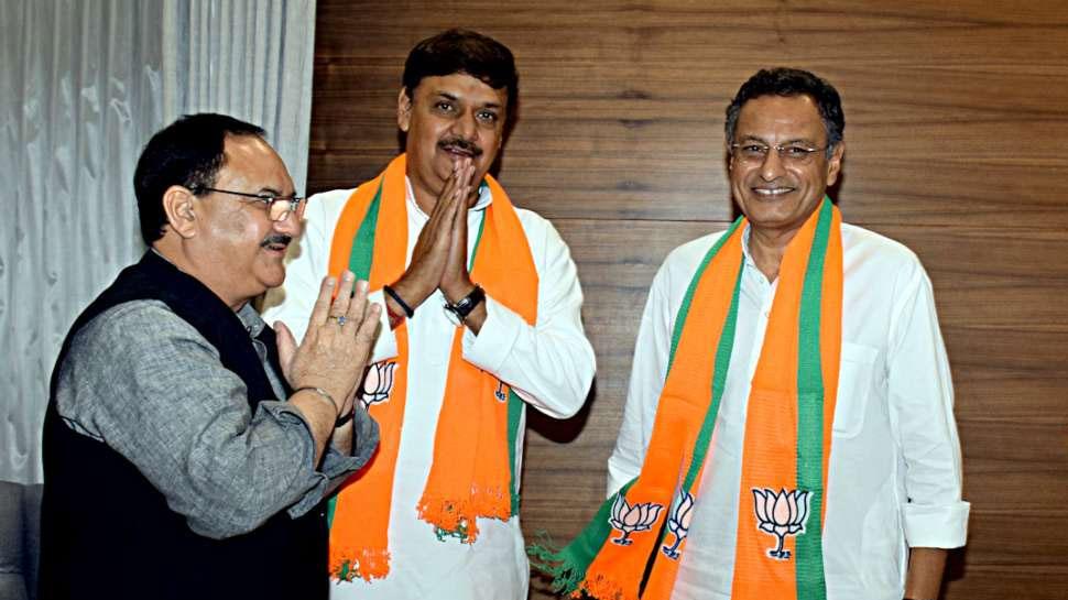 सपा से आए सुरेंद्र नागर और संजय सेठ को राज्यसभा भेजेगी BJP, हमीरपुर से युवराज को टिकट