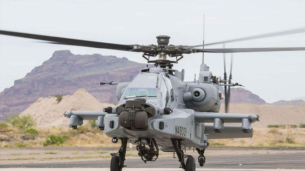 IAF में आज शामिल होगा अपाचे, दुश्मनों पर बाज की तरह करता है वार | पढ़ें 7 खूबियां