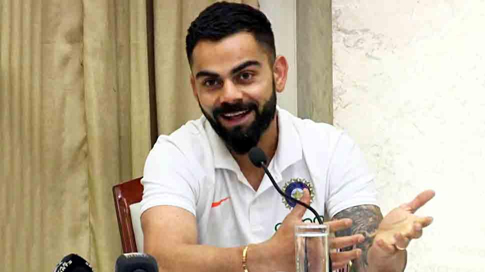 INDvsWI: विराट कोहली ने क्यों कहा- कप्तान के आगे सिर्फ 'C', बाकी सब...