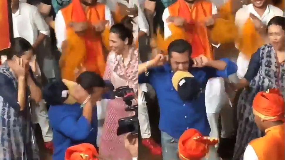 Video: गणपति विसर्जन में सलमान खान ने स्वरा भास्कर और डेजी शाह के साथ किया जमकर Dance
