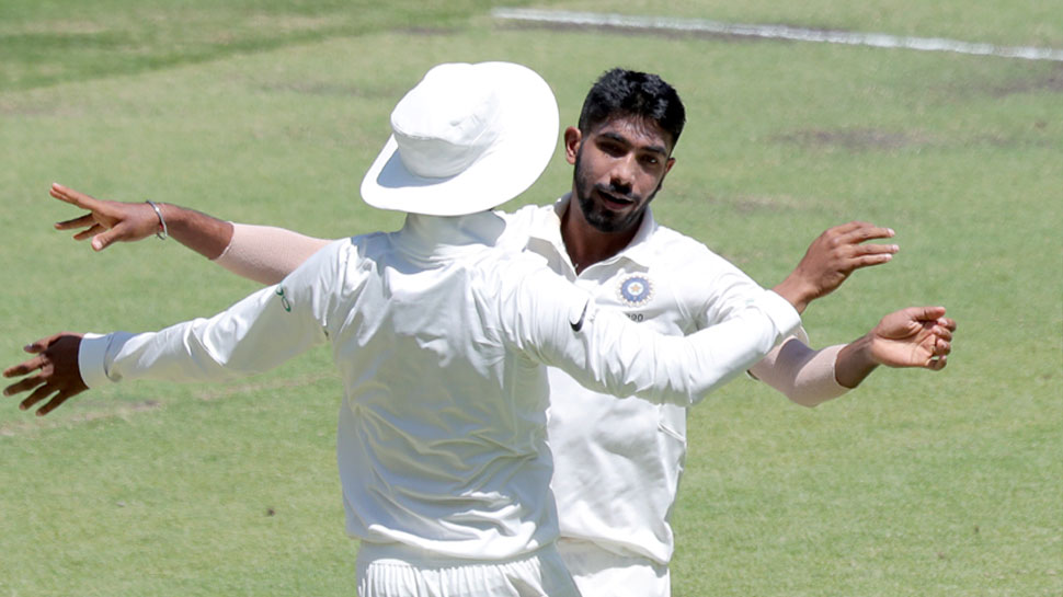 leathal bowling of Jasprit Bumrah