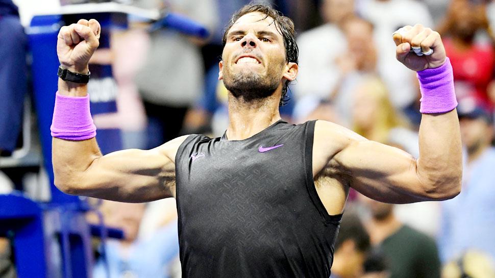 जोकोविच-फेडरर की हार से आसान हुआ नडाल का रास्ता, जीत सकते हैं चौथा US Open