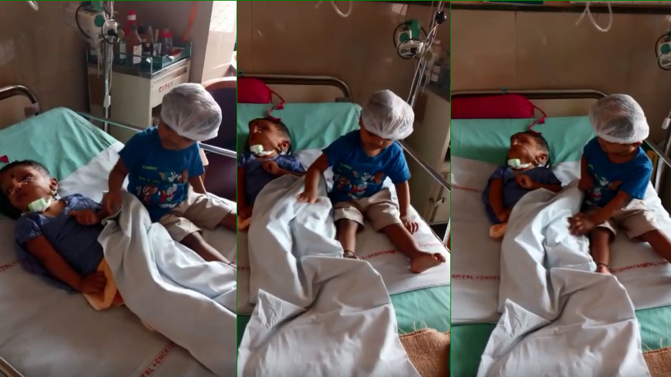 2 साल बाद जग्गा और बलिया को AIIMS से मिलेगी छुट्टी, सिर से जुड़े हुए थे दोनों भाई