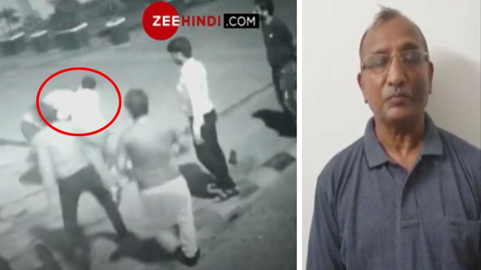 लखनऊ: बुजुर्ग को दबंग युवकों ने पीटा, घटना CCTV में कैद, SSP के आदेश पर मामला दर्ज