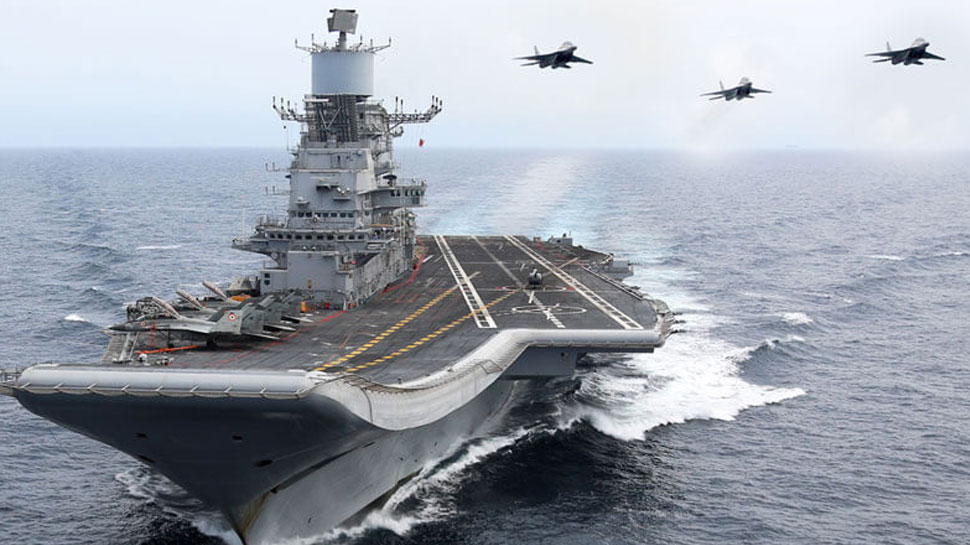 आतंकियों के घुसपैठ की नई तरकीब को नाकाम करेगी नौसेना, दूरबीन में दिखते ही चलेगी गोली