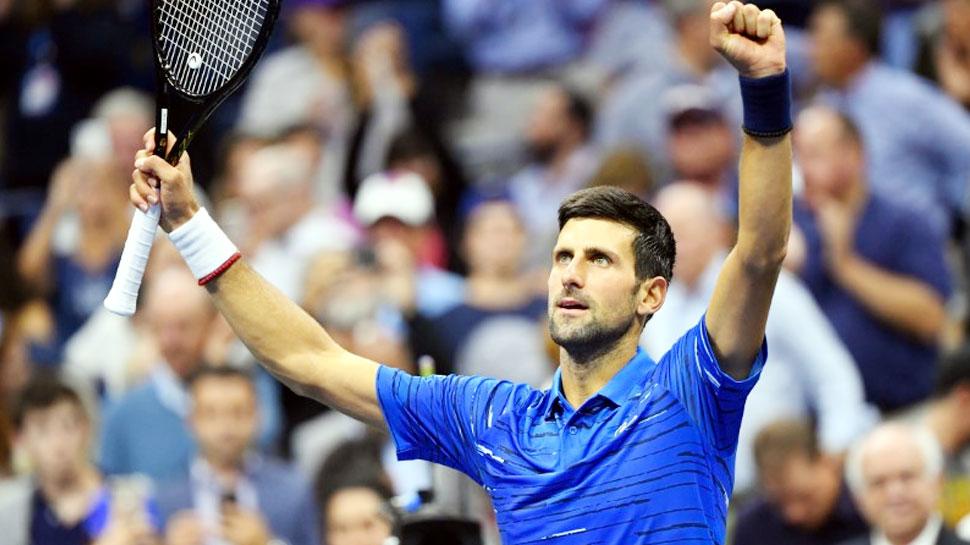 Novak Djokovic is also in race