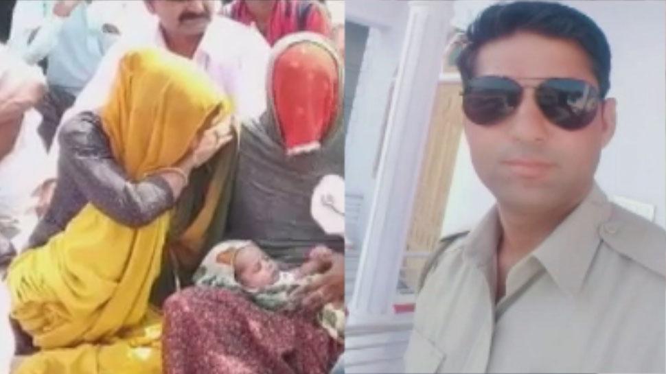 टोंक: पुलिस अधिकारी की मौत की गुत्थी अब तक नहीं सुलझा पाया महकमा, धरने पर बैठे परिजन