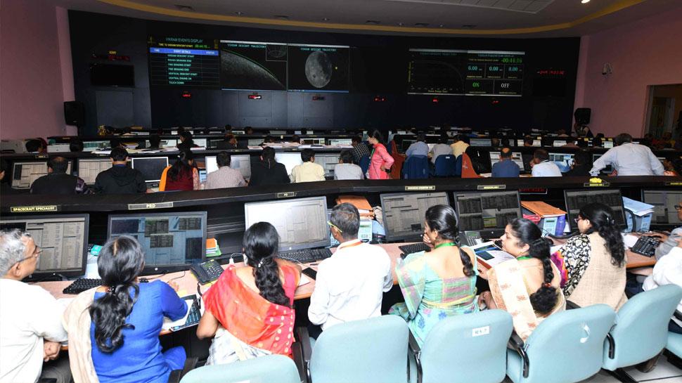 NASA ने की ISRO की तारीफ कहा- हमें आपके चंद्रयान-2 मिशन से मिली प्रेरणा