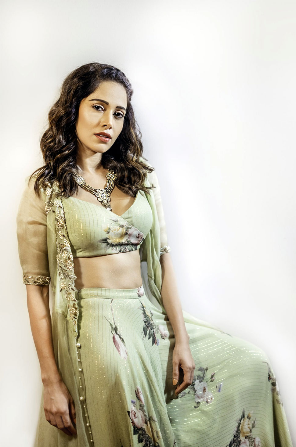 Dream Girl Actress Nushrat Bharucha Entered In A Mens Toilet By Mistake