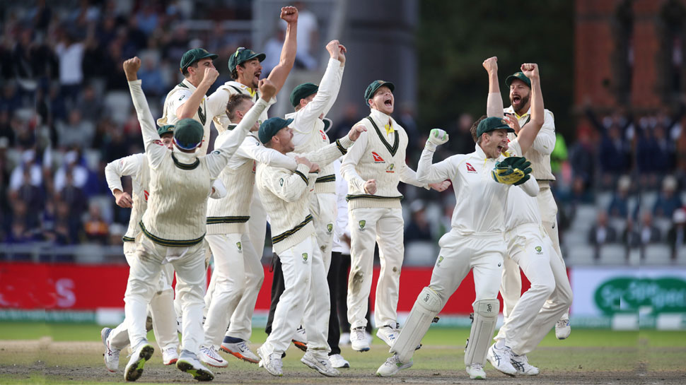 ASHES: मैनचेस्टर टेस्ट जीत ऑस्ट्रेलिया का एशेज पर कब्जा, इंग्लैंड को 185 रन से हराया