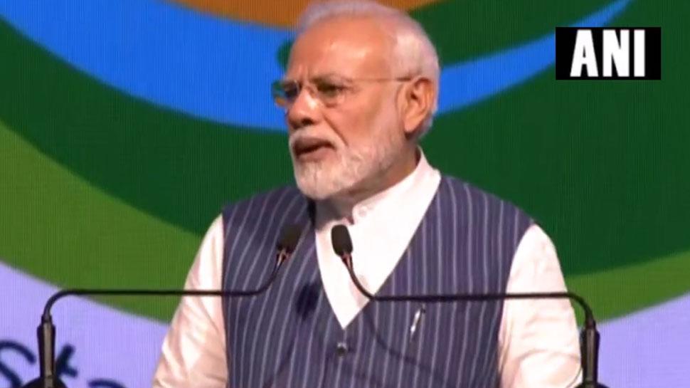 हम पर्यावरण संरक्षण पर गंभीर हैं, हमने वन क्षेत्र को 8 लाख हेक्टेयर बढ़ाया: PM मोदी
