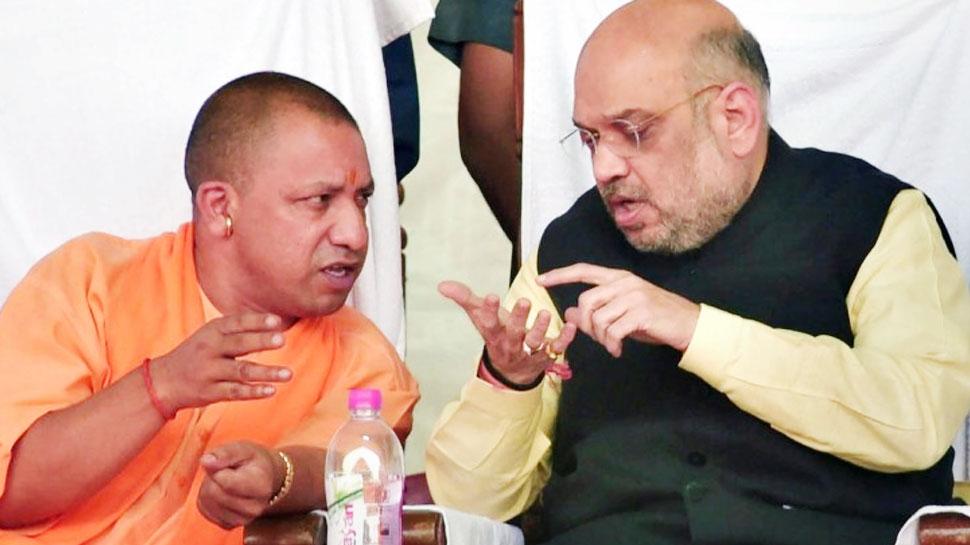 CM योगी ने की गृह मंत्री अमित शाह से मुलाकात, इन 3 मसलों पर डेढ़ घंटे हुई अहम चर्चा