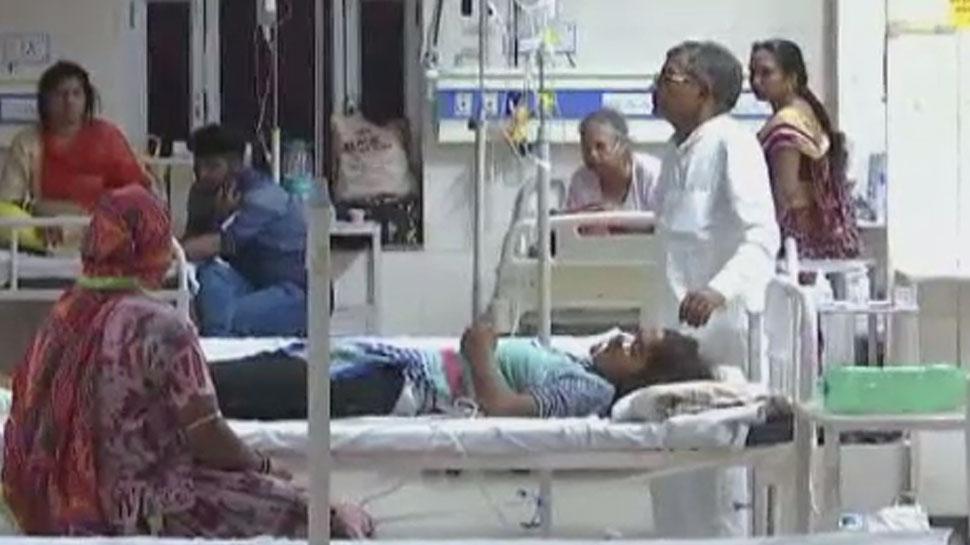 बीकानेर में सामने आए डेंगू के 5 मरीज़, स्वास्थ्य विभाग की उड़ी नींद