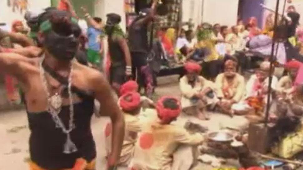 उदयपुर में मची लोक गवरी नृत्य की धूम, जानिए इसकी दिलचस्प कहानी...