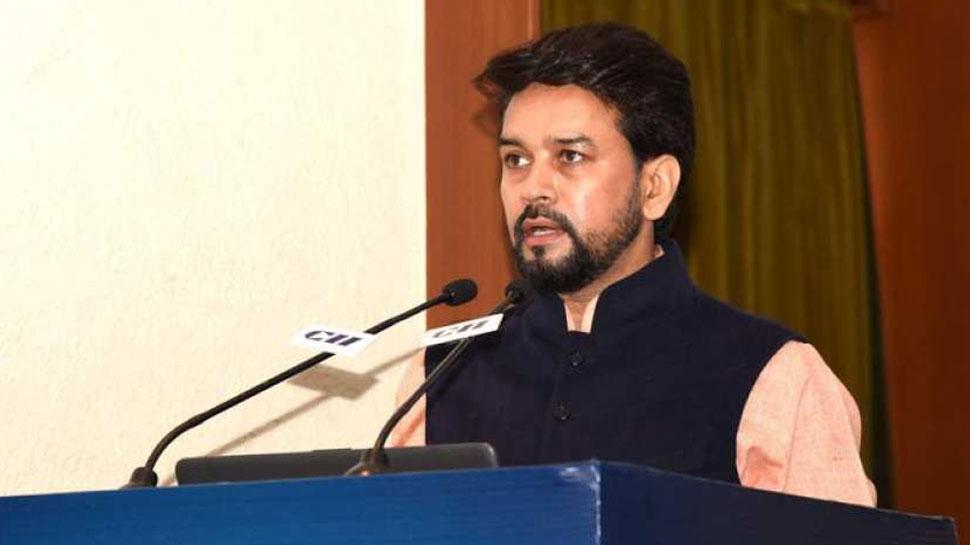 फाइनेंस मिनिस्ट्री के प्रयास से 1 लाख करोड़ का एनपीए कम हुआ : अनुराग ठाकुर