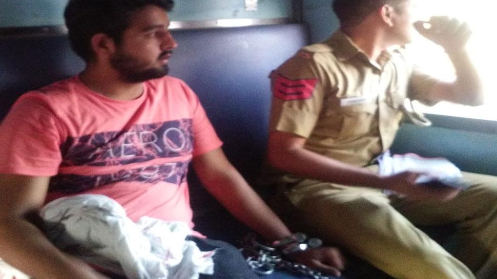 दिल्ली पुलिस की स्पेशल सेल ने 'सलमान' को किया गिरफ्तार, हो रही है पूछताछ