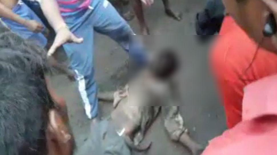 जामताड़ा: बच्चा चोरी के शक में भीड़ ने युवक ने पीटा, इलाज के दौरान हुई मौत