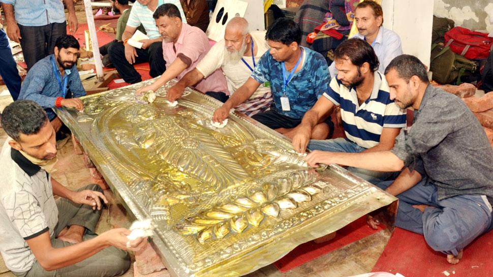 जल्द पूरा होगा मां वैष्णो देवी के भक्तों का सपना, मंदिर के लिए तैयार हो रहा सोने का द्वार