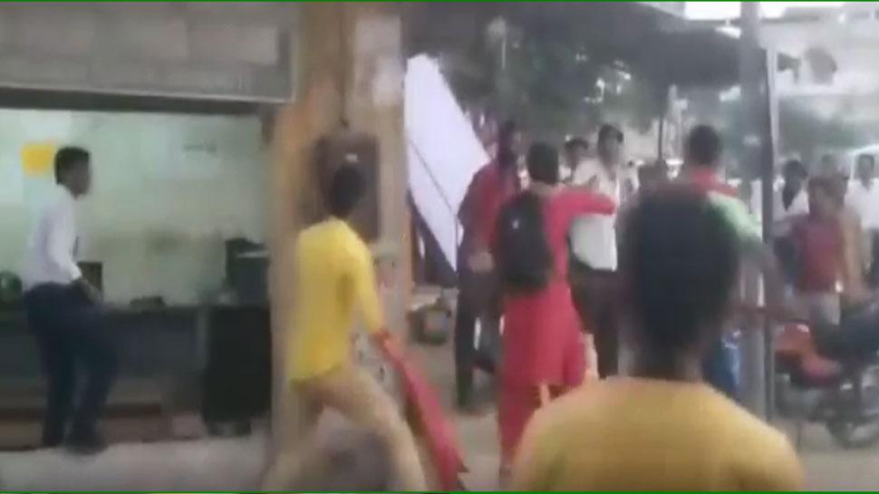 VIDEO: हनुमानगढ़ में हिस्ट्रीशीटर अमीन पर जब हुआ जानलेवा हमला, देखें वायरल वीडियो
