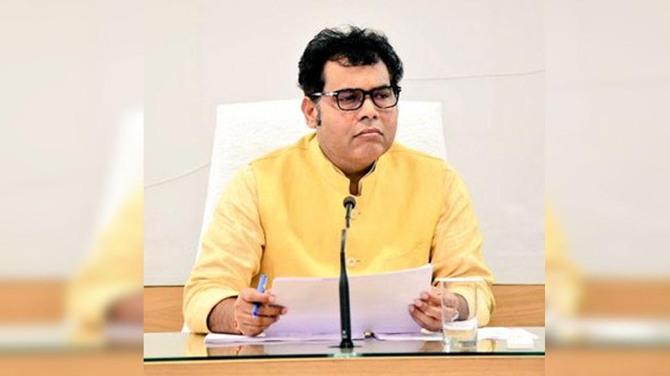 लखनऊ: श्रीकांत शर्मा ने बिजली सप्लाई को लेकर की प्रेस कॉन्फ्रेंस, कटौती की समस्या होगी दूर