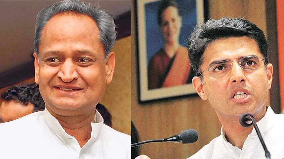 राजस्थान कांग्रेस को लेकर सोनिया गांधी ने की सीएम के साथ बैठक, सचिन पायलट भी मिलें