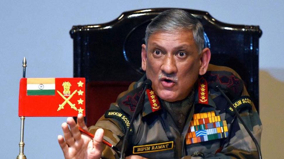 सरकार के आदेश का है इंतजार, अपने POK को हासिल करने के लिए तैयार है सेना: सेना प्रमुख