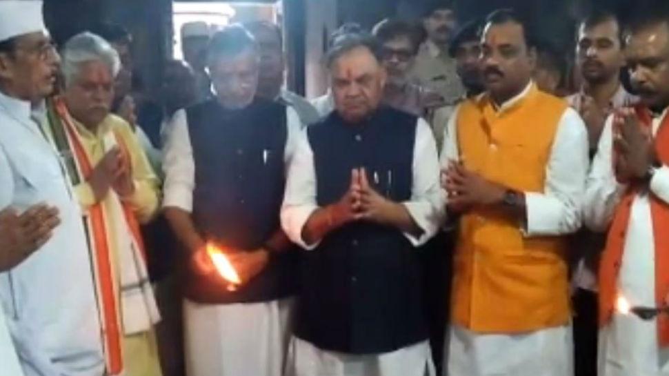 गया में पितृपक्ष मेले का हुआ शुभारंभ, उपमुख्यमंत्री सुशील कुमार मोदी ने किया उद्घाटन