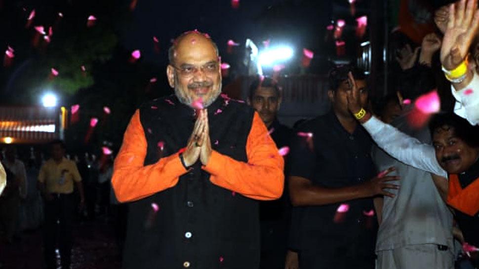 मोदी सरकार 2.0: 100 दिनों में साबित कर दिया यही हैं राजनीति के असली 'शंह' शाह