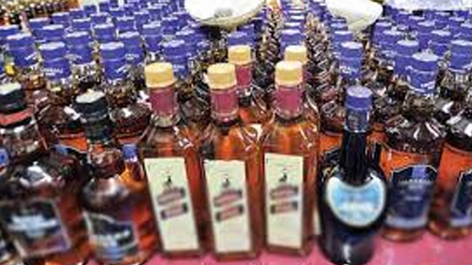 मधुबनी में पकड़ी गई शराब की बड़ी खेप, हरियाणा से लाते थे विदेशी शराब