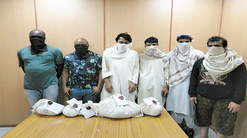 दिल्ली: पेट में छुपाकर लाए थे 30 करोड़ की ड्रग्स, ऑपरेशन कर निकाली, 6 विदेशी नागरिक गिफ्तार
