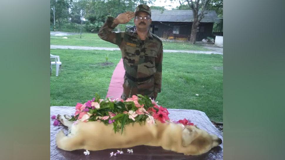 सेना की ईस्टर्न कमांड ने खो दिया अपना 'Hero', केंद्रीय मंत्री जितेंद्र सिंह ने ट्वीट कर जताया दुख