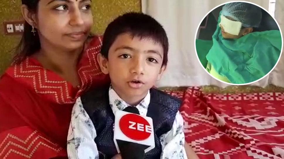 6 साल का बच्चा ऑपरेशन के दौरान गाता रहा गाना, VIDEO देख मासूम की हिम्मत को सलाम करेंगे आप