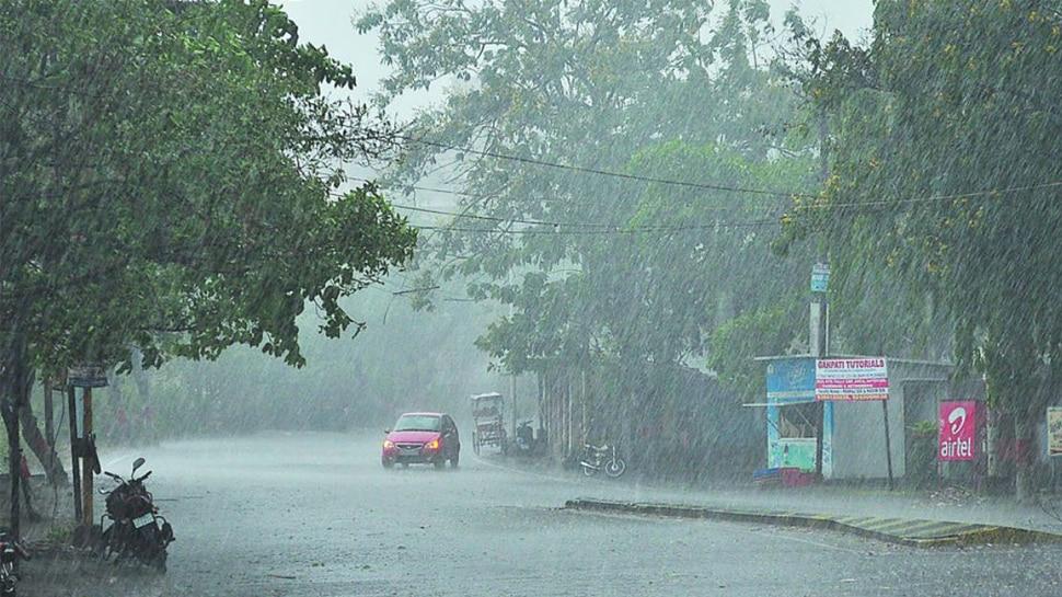 बिहार में बारिश से लुढ़का पारा, 26.5 रहा पूर्णिया का तापमान