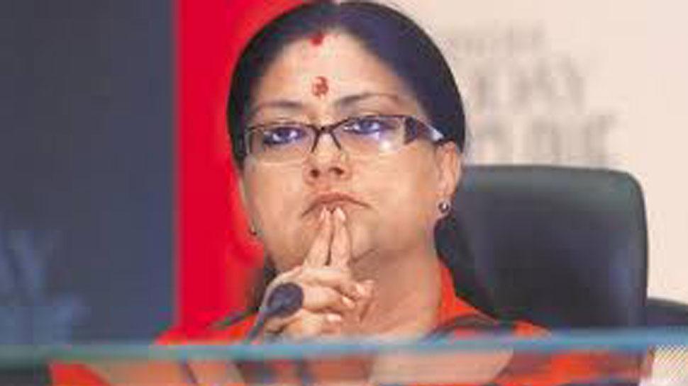 जयपुर: मुन्नालाल हत्याकांड में पीड़ितों ने वसुंधरा राजे से की मुलाकात, सुनाई व्यथा
