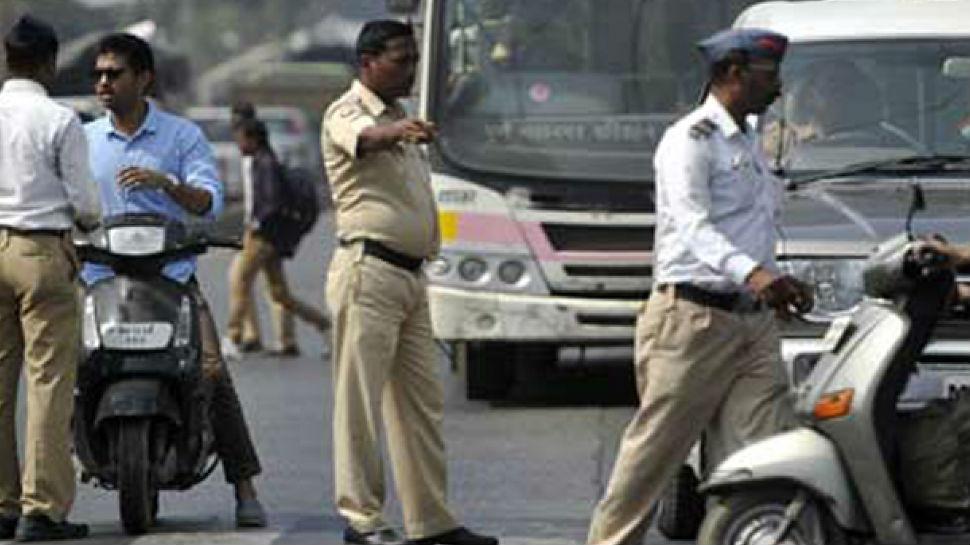 पटना: कार का कटा पांच हजार का चालान, चालक ने किया सारे कागजात होने का दावा
