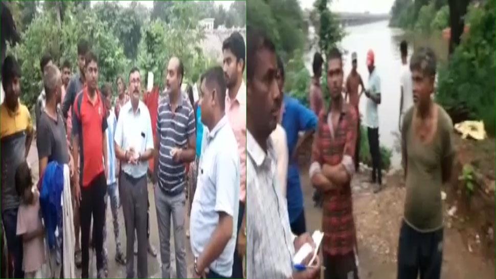 माही बजाज सागर के पानी ने डूंगरपुर में मचाया हाहाकार, प्रशासन ने जारी किया अलर्ट