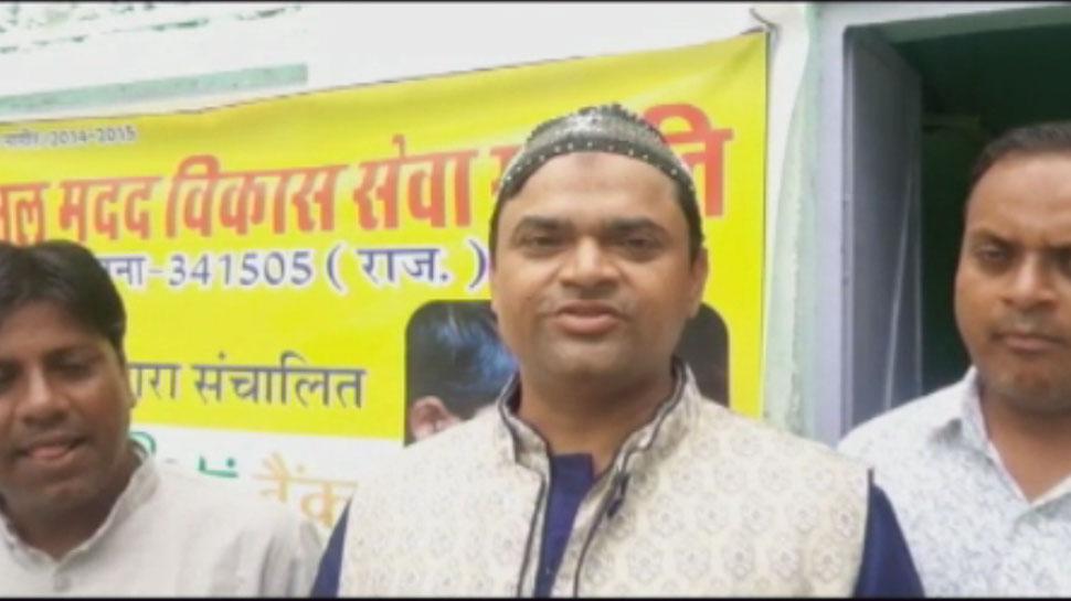 नागौर: मुहर्रम शुरू होते ही यह सेवा समिति खिलाती है लोगों को खिलाना, पढ़ें इसकी पूरी कहानी