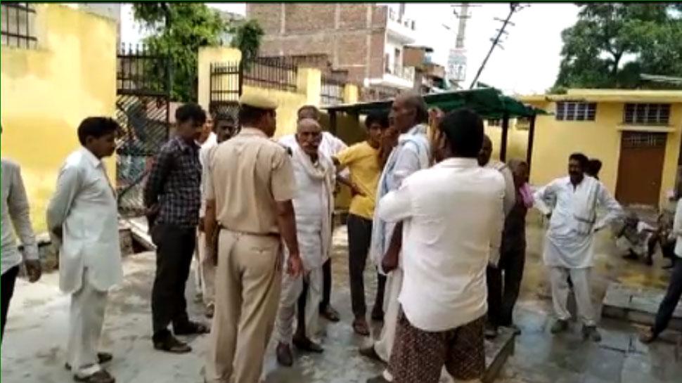 राजस्थान: पत्नी और बच्चों के साथ सो रहे युवक को मारी गोली, मामले की जांच में जुटी पुलिस