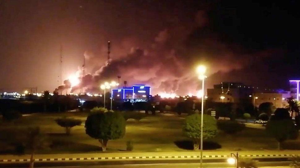 अरामको पर हमले के बाद क्रूड ऑयल में लगी 'आग', 3 साल में सबसे बड़ा उछाल