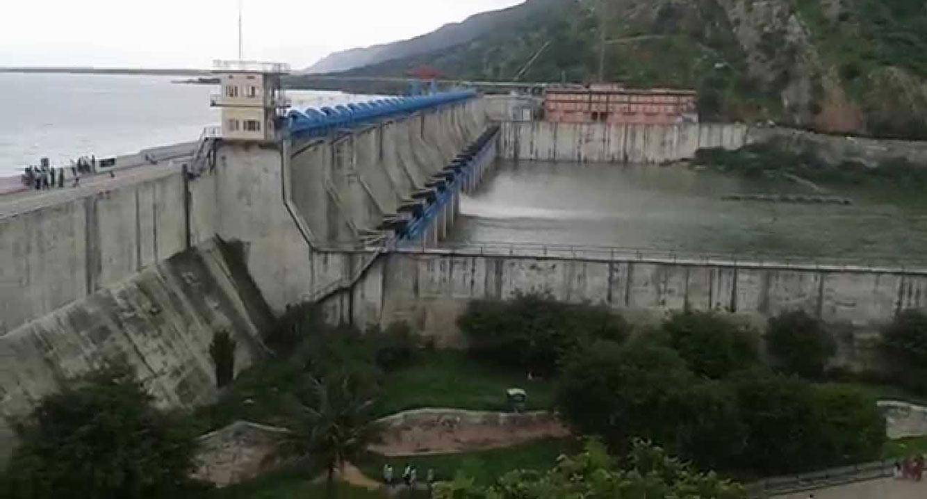 राजस्थान: खोले गए बीसलपुर बांध के 17 गेट, ओवरफ्लो के चलते बनास नदी में छोड़ा गया पानी