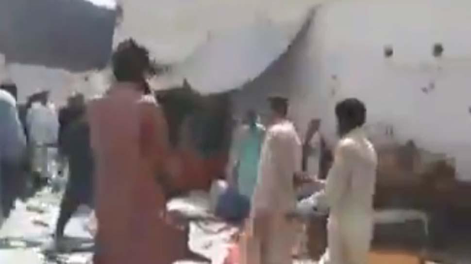 VIDEO: पाकिस्तान में हिंदुओं पर जुल्म, दंगाइयों के खौफ से परिवारवालों ने अपने बच्चों को रोने तक नहीं दिया