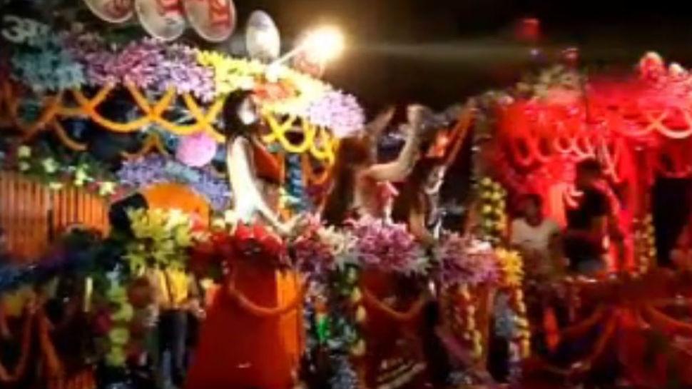 गोपालगंज: परंपरा के नाम पर अश्लीलता, विवादों के घेरे में आया महावीरी मेला