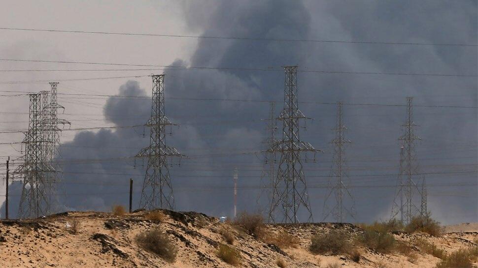 सऊदी अरब के बड़े तेल ठिकानों पर ड्रोन हमले के बाद कच्चे तेल के दामों में लगी आग!
