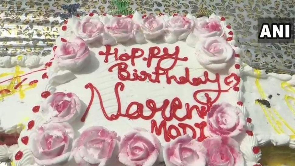 PM Narendra Modi's birthday