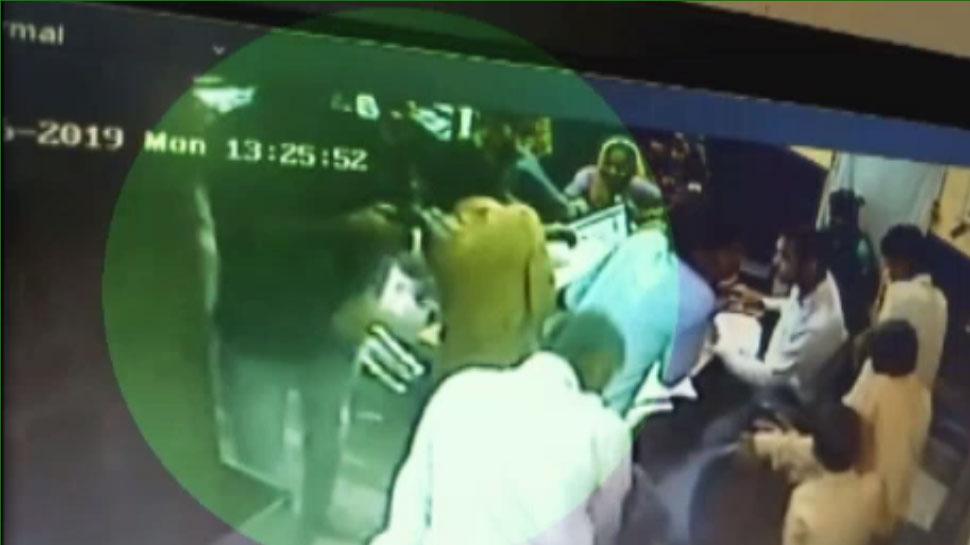 धौलपुर: सिरफिरे युवक ने बैंक में चलाई गोली, 12 वर्षीय बच्चा हुआ घायल, मामला दर्ज